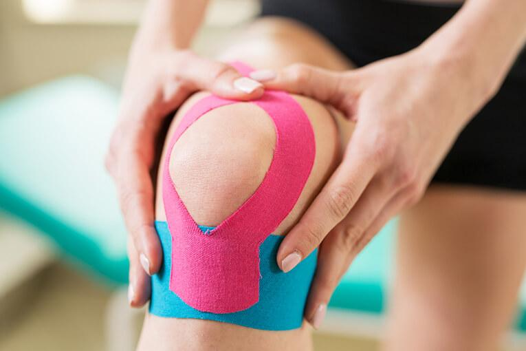 What's the deal with Kinesiotape?