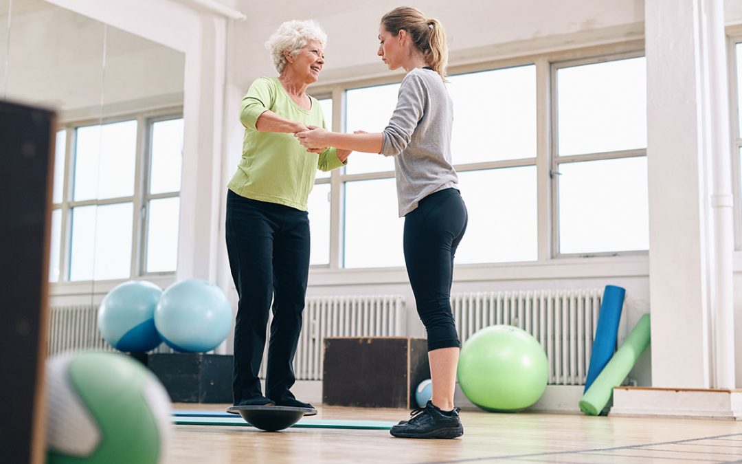 Balance Exercises - Alpine Physical Therapy, Bend, OR